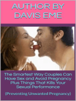 The Smartest Way Couples Can Have Sex and Avoid Pregnancy Plus Things That Kills Your Sexual Performance