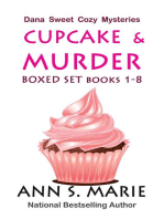 Cupcake & Murder Boxed Set (Dana Sweet Cozy Mysteries Books 1-8)