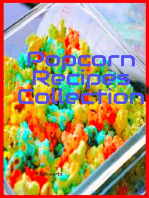 Popcorn Recipes Collection