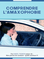 Comprendre l'amaxophobie