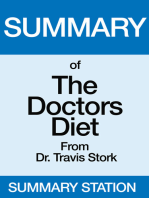 Summary of The Doctors Diet