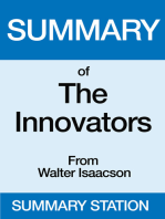 Summary of The Innovators