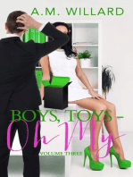 Boys, Toys - Oh My! Volume 3