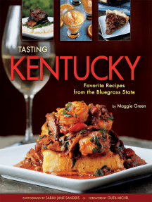 Tasting Kentucky: Favorite Recipes from the Bluegrass State