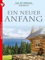 Toni der Hüttenwirt – Das Buch – Heimatroman