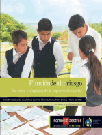 Función de alto riesgo: La tarea pedagógica de la supervisión escolar