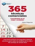 365 técnicas comerciales