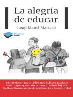 La alegría de educar