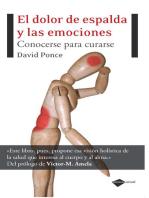 El dolor de espalda y las emociones
