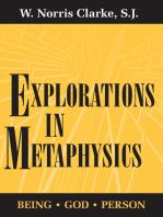 Explorations in Metaphysics