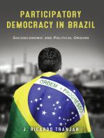 Participatory Democracy in Brazil: Socioeconomic and Political Origins