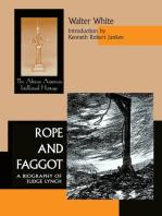 Rope and Faggot
