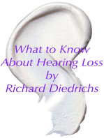 What to Know About Hearing Loss