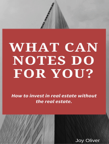 What Can Notes do for You