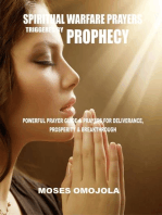 Spiritual Warfare Prayers Triggered By Prophecy