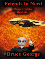 Friends in Need (Broken Soldier book 6)