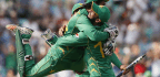 Fans Of Pakistan's Cricket Team Arrested For Sedition In India