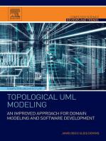 Topological UML Modeling