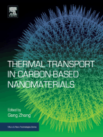 Thermal Transport in Carbon-Based Nanomaterials