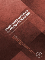Starch-Based Materials in Food Packaging