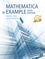 Mathematica by Example