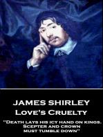 Love's Cruelty