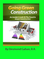 Going Green Construction