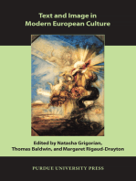 Text and Image in Modern European Culture