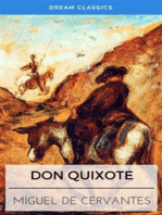 Don Quixote (Dream Classics)