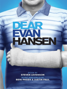 Read Dear Evan Hansen Tcg Edition Online By Steven Levenson Benj Pasek And Justin Paul Books