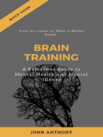 Disorders of The Brain; A Reference Guide to Mental Health and Illness