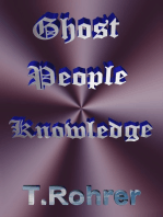 Ghost People Knowledge