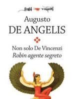Non solo De Vincenzi. Robin agente segreto