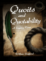 Quoits and Quotability
