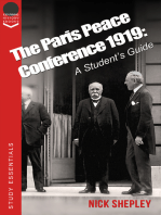 The Paris Peace Conference 1919