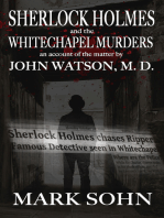 Sherlock Holmes and the Whitechapel Murders