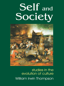 Self and Society: Studies in the Evolution of Cutlture, Second Enlarged Edition