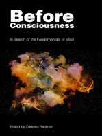 Before Consciousness: In Search of the Fundamentals of Mind