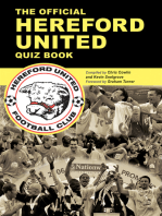 The Official Hereford United Quiz Book