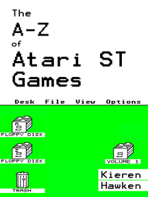 The A-Z of Atari ST Games: Volume 1