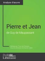 Pierre et Jean de Guy de Maupassant (Analyse approfondie)