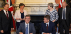 Northern Irish Party Agrees to Support U.K.'s Conservative Government