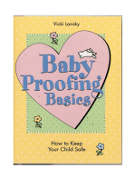 Baby Proofing Basics: How To Keep Your Child Safe