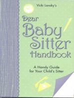 Dear Baby Sitter Handbook