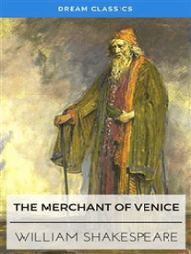 The Merchant of Venice (Dream Classics)