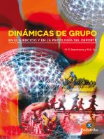 Dinámicas de grupo en el ejercicio y en la psicología del deporte
