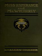 Miss Esperance and Mr Wycherly