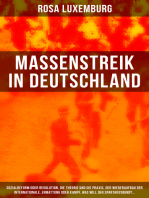 Massenstreik in Deutschland