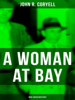 A WOMAN AT BAY (Nick Carter Mystery)