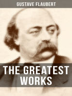 The Greatest Works of Gustave Flaubert